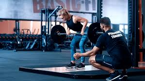 Physical Trainer enrollacademy