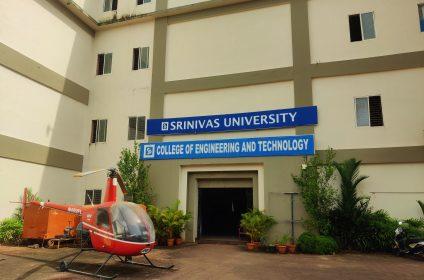 Srinivas University Mangalore entrance