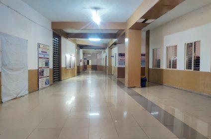 Srinivas University Mangalore Corridor