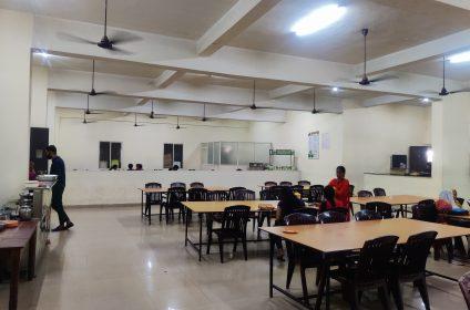 Srinivas University Mangalore Canteen
